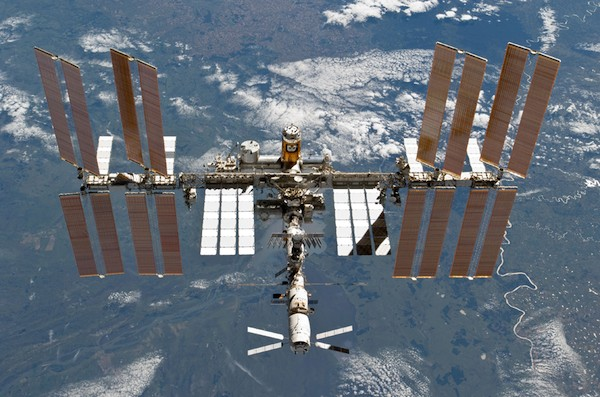 The International Space Station represents a significant technological achievement and a potential staging area for future space exploration initiatives.    Source: NASA