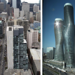 Toronto like most urban centres in the Developed World is experiencing urban intensification with residential construction focused on increasingly taller multi-residence units.    Source: Urban Toronto