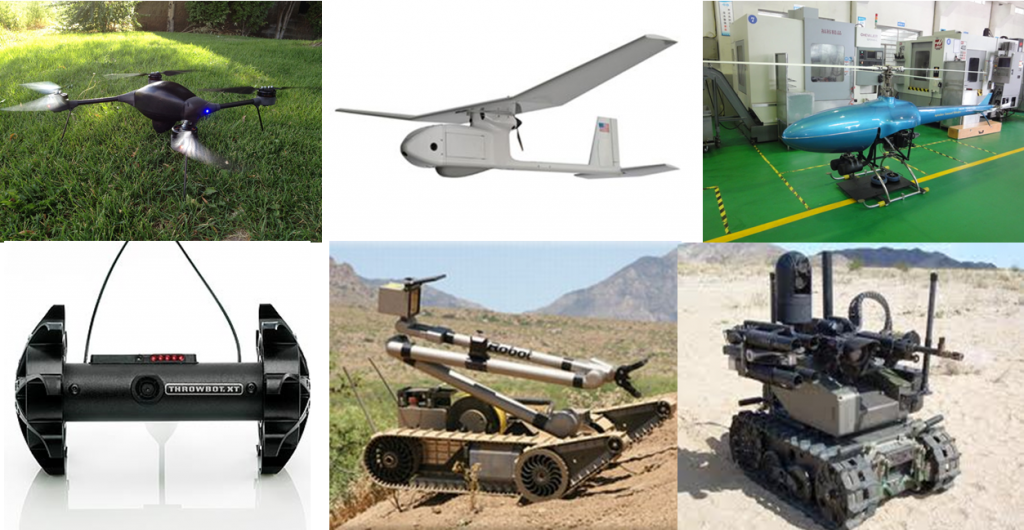 Unmanned Vehicle Systems