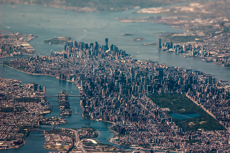 Ten Top Global Cities - New York