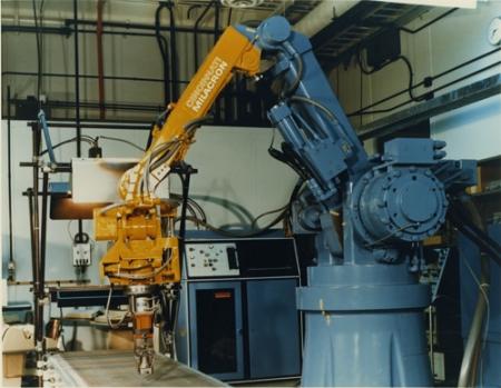 Cincinnati Milacron T3 robot arm