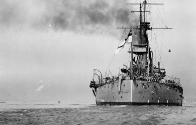 Dreadnought class battleships changed naval warfare