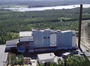 Incinerators in Sweden generate energy and heat