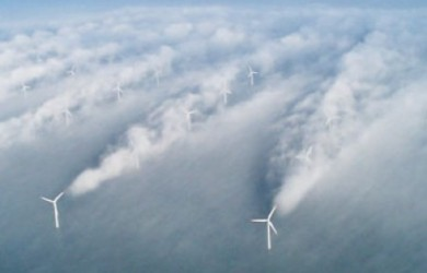 Wind Turbines cause atmospheric drag