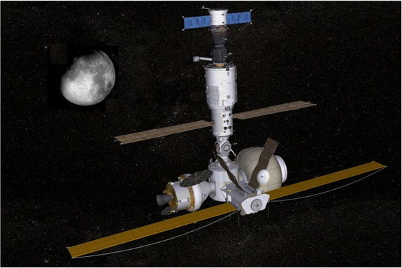 nasa moon mars update - photo #26