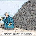 Clean Coal and Other Misinformation – A Generation of Leaders Burying Their Heads in the Sand