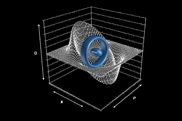 White's modified Alcubierre warp drive