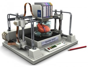 Bioprinting organs Organovo