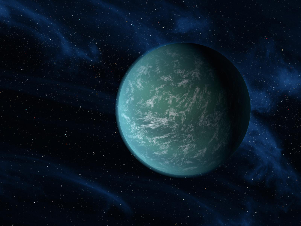 Earth twin