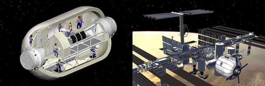 Bigelow ISS Module