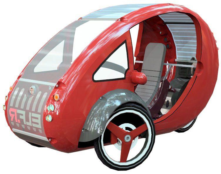 ELF velomobile