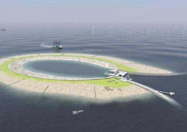 Belgium atoll