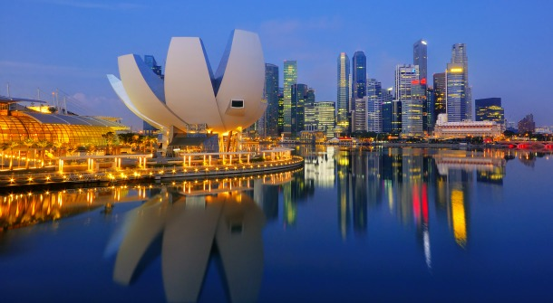 Singapore Business Travel Hotspot