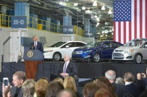 Obama at Argonne