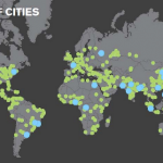 In 2025 630 Million of Us Will Live in 37 Megacities