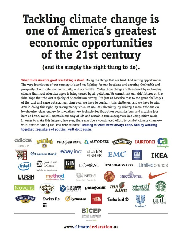 Climate Declaration
