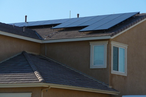 Lancaster solar power