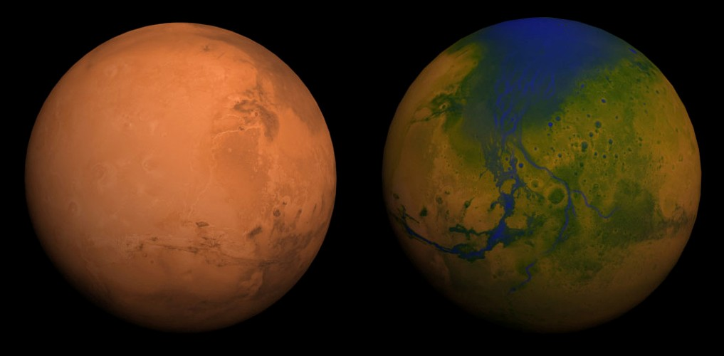 Mars-before-after