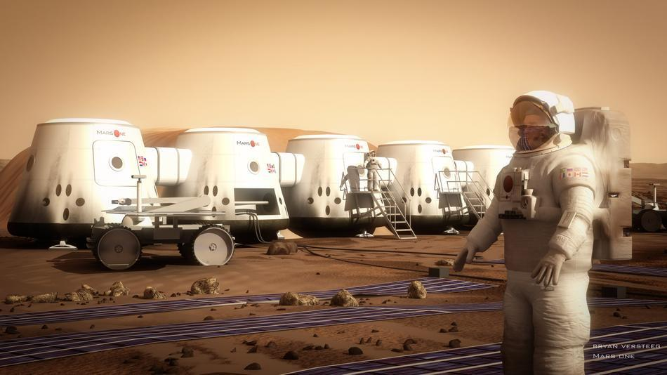 MarsOneAstronaut