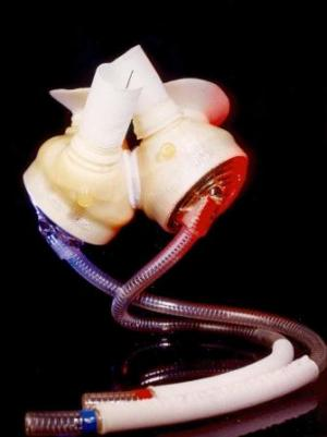 SynCardia artificial heart