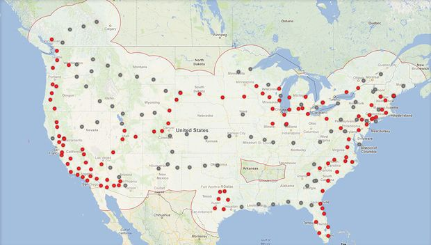 tesla-supercharger-network-map