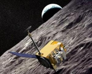 Chandrayaan-1 lunar orbiter
