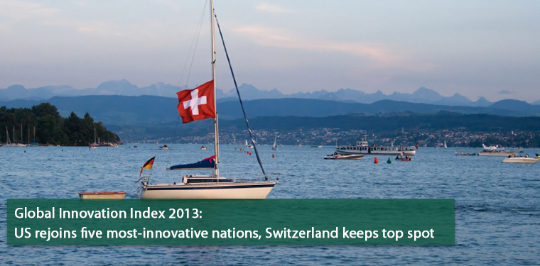 Global Innnovation Index 2013