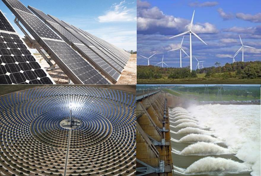 Renewable Energy Power Generation Sources
