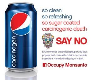 4-Mel Pepsi negative ad