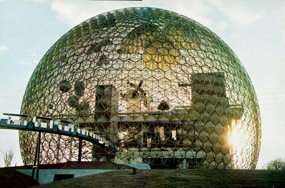 American pavilion Expo 67