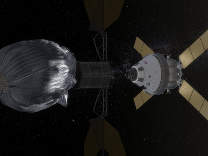 Asteroid mission docking