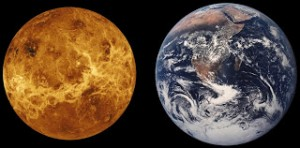 Venus and the Run-Away Greenhouse Effect