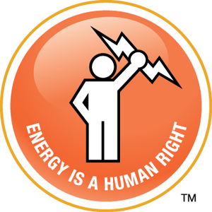 Energy is a human right