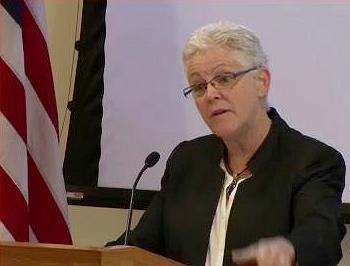 Gina McCarthy EPA