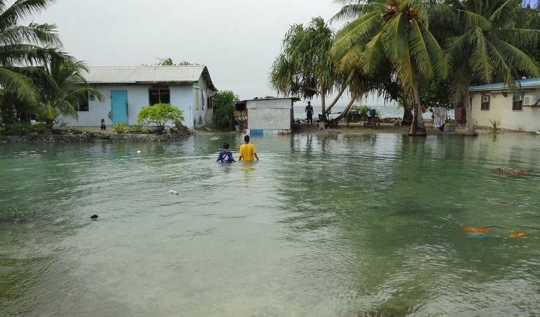 Majuro climate change