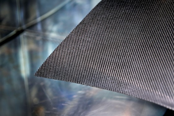 Close-up-of-carbon-fibre-composite