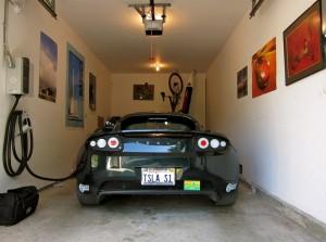 Palo Alto EV charger