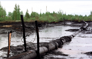 Russia's aging oil pipeline infrastructure