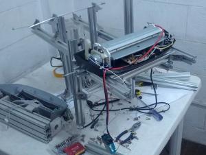 Basking Shark Solar Power Factory Prototype