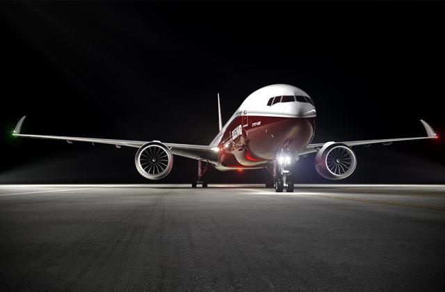Boeing 777X 2