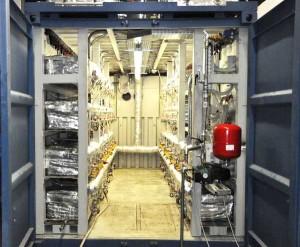 ECAT 1 Megawatt plant