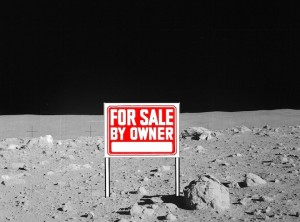 Moon for sale by owner