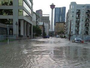 Calgary-Flood