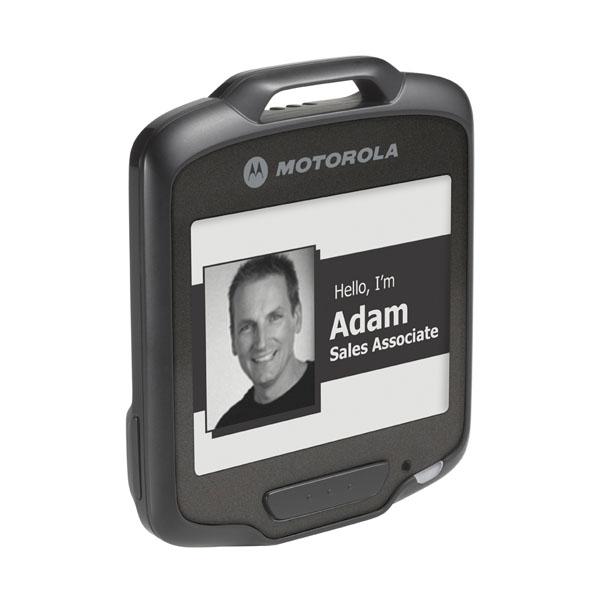 Motorola SB1 Smart Badge