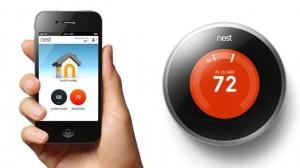 All digital home Bluetooth illustration