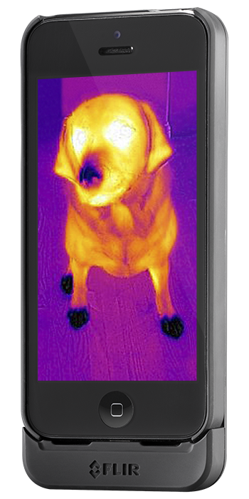 FLIR ONE Thermal Image