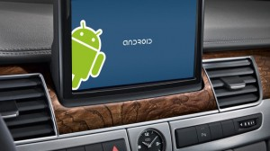 Google Android for cars