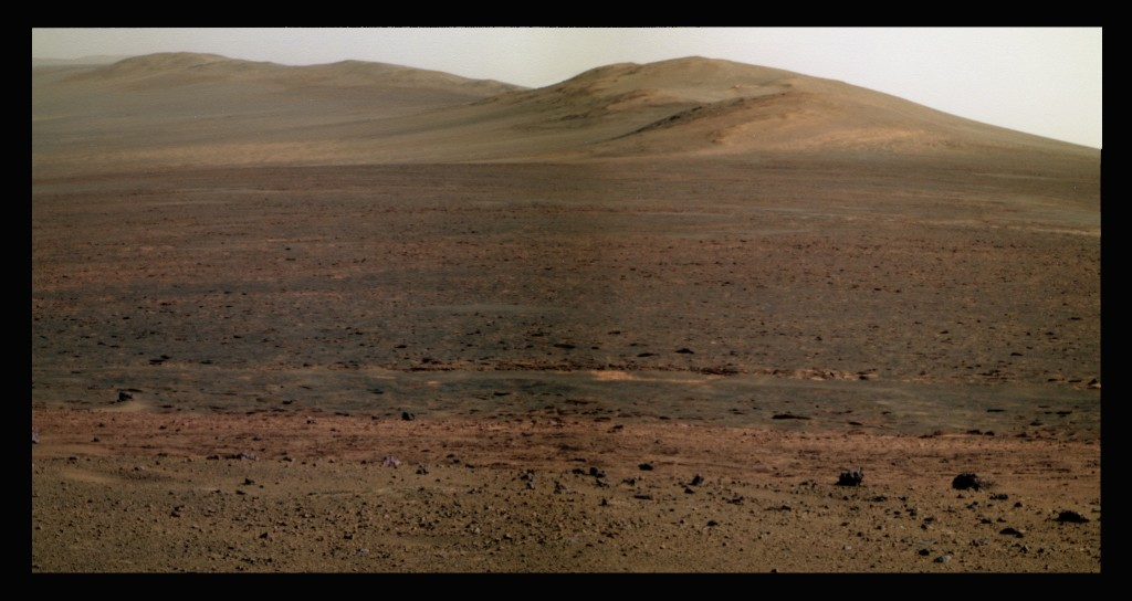 Cape Tribulation Mars