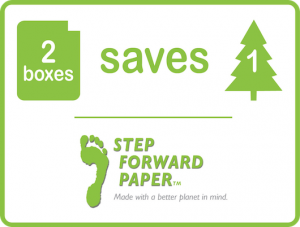 Step Forward Paper
