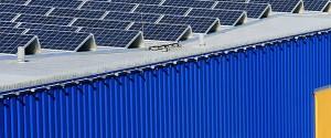 IKEA solar arrays